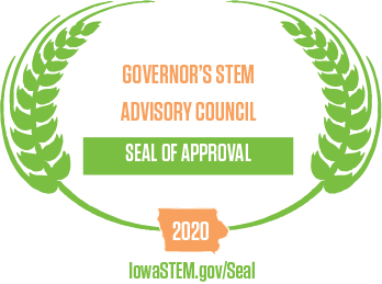 Governor's STEM Advisory Council Seal of Approval 2016