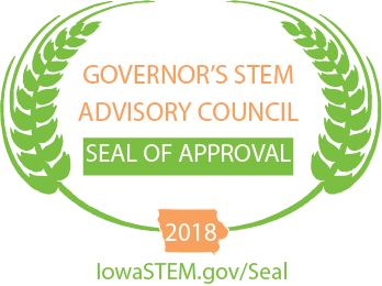 Iowa STEM Council Seal of Approval