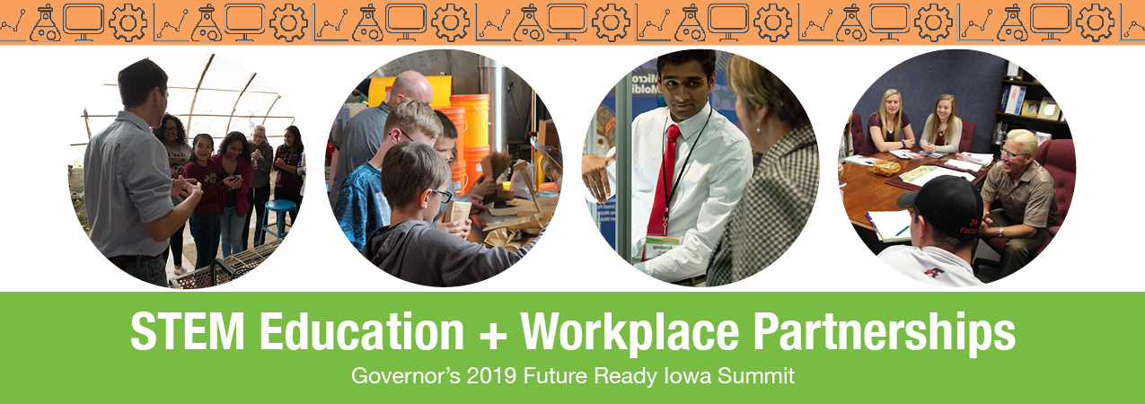 STEM Education + Workplace Partnerships Summit