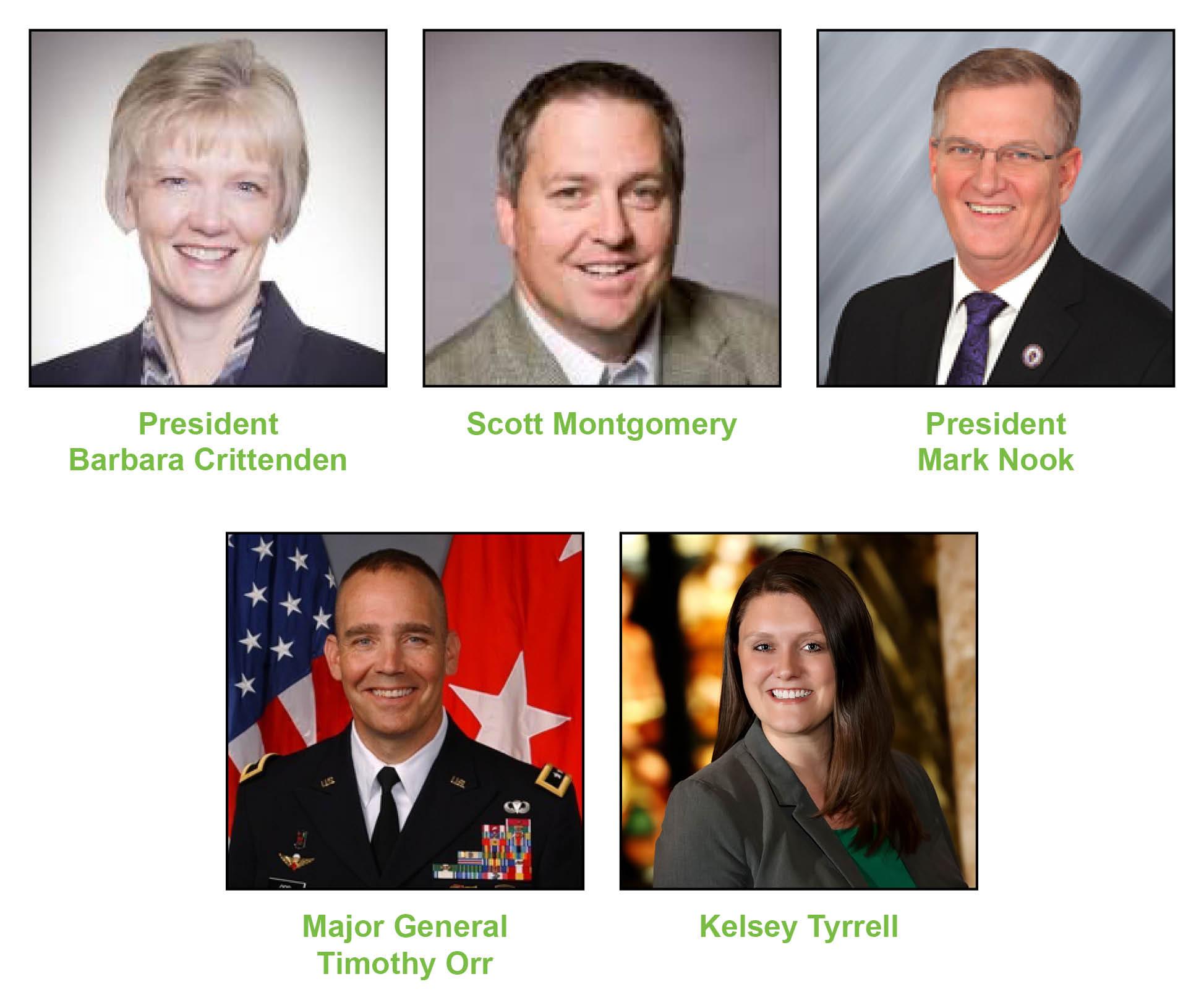 New STEM Council Members