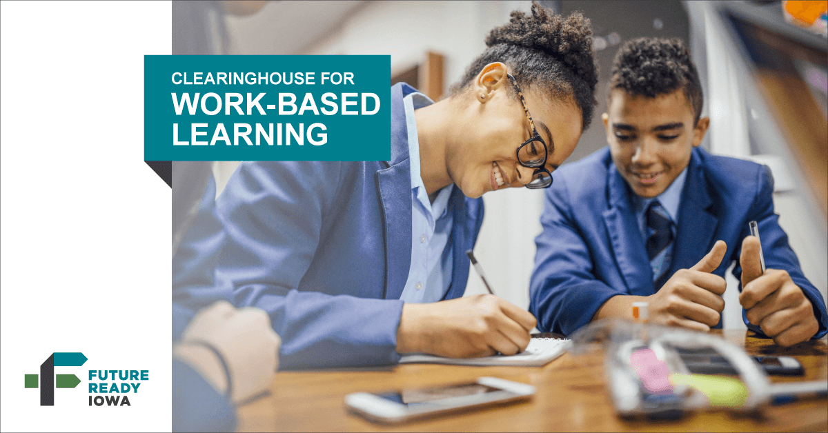 Iowa Clearinghouse for Work-Based Learning