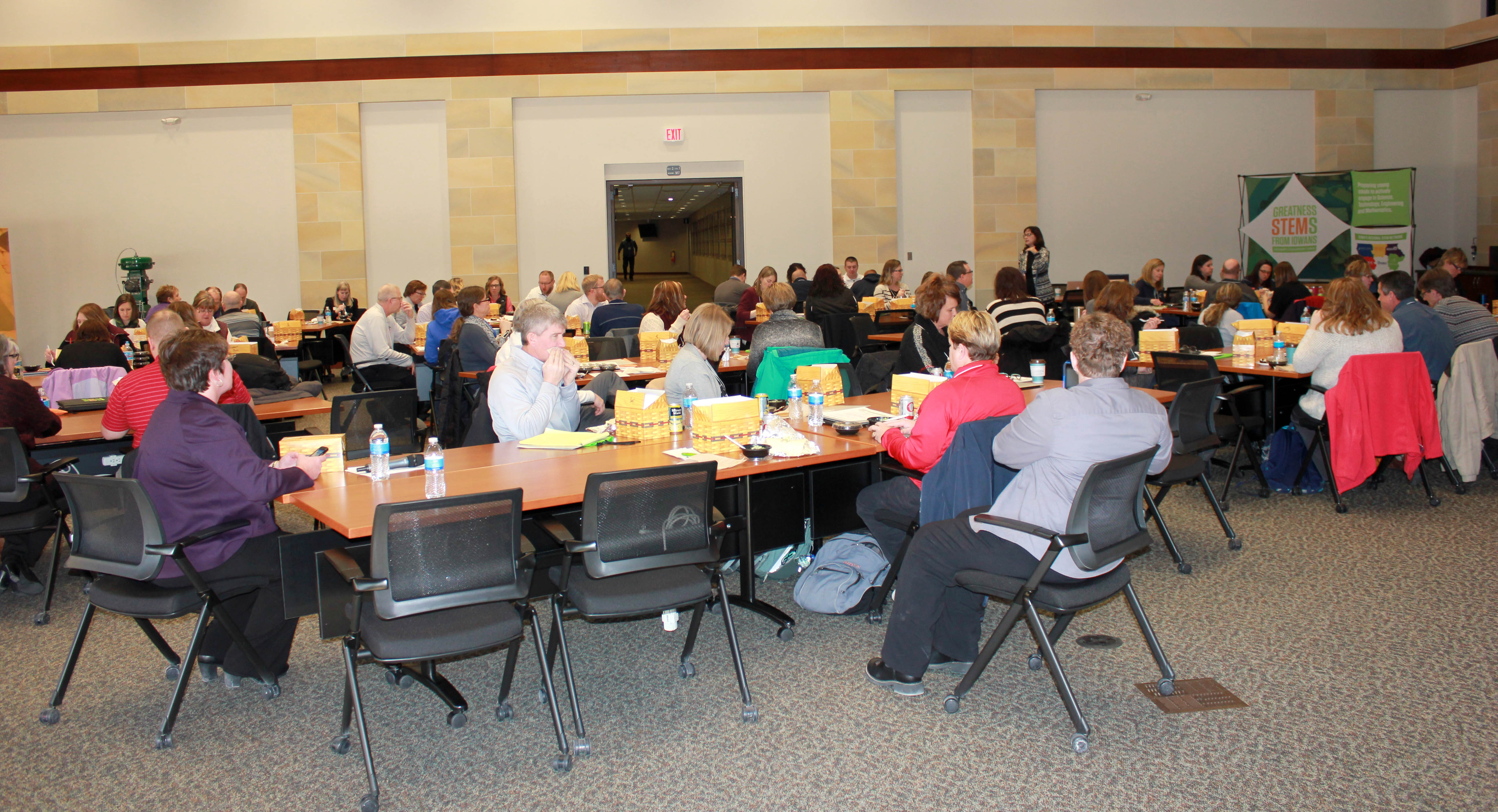 Teacher Leaders Gather in Marshalltown