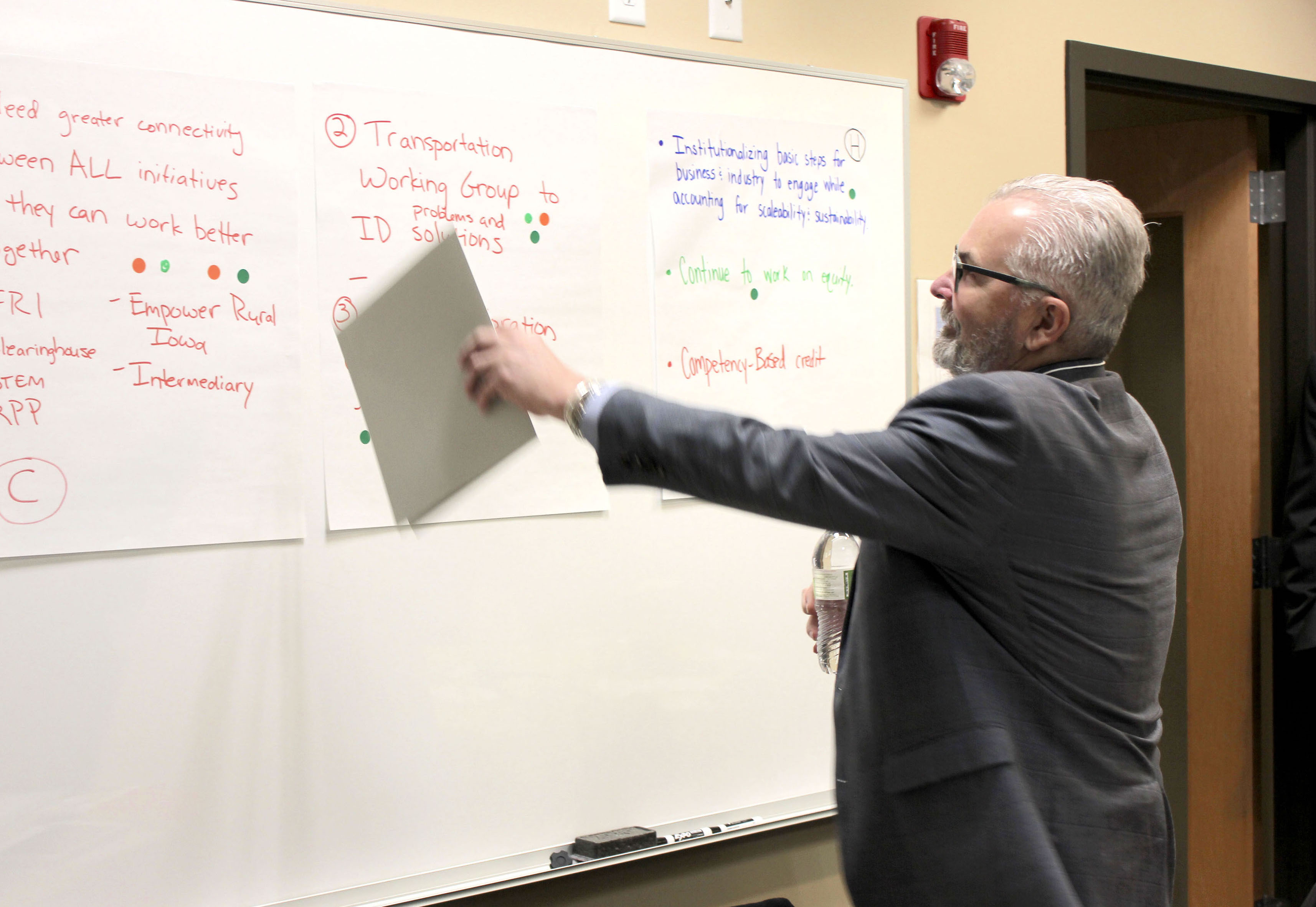 STEM Advisory Council members launched five working groups to make recommendations that will shape the future of STEM in Iowa.