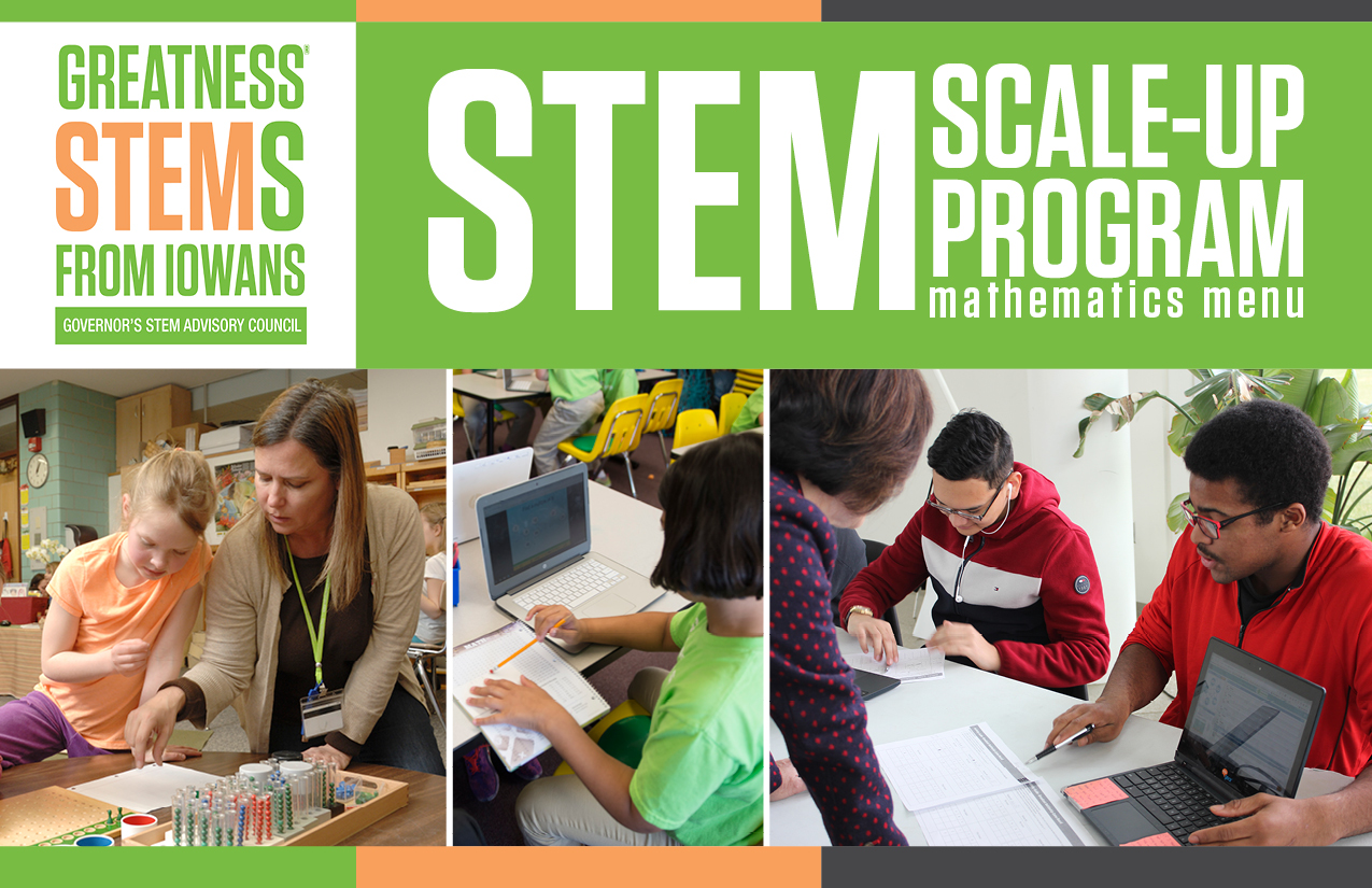 Mathematics STEM Scale-Up Program