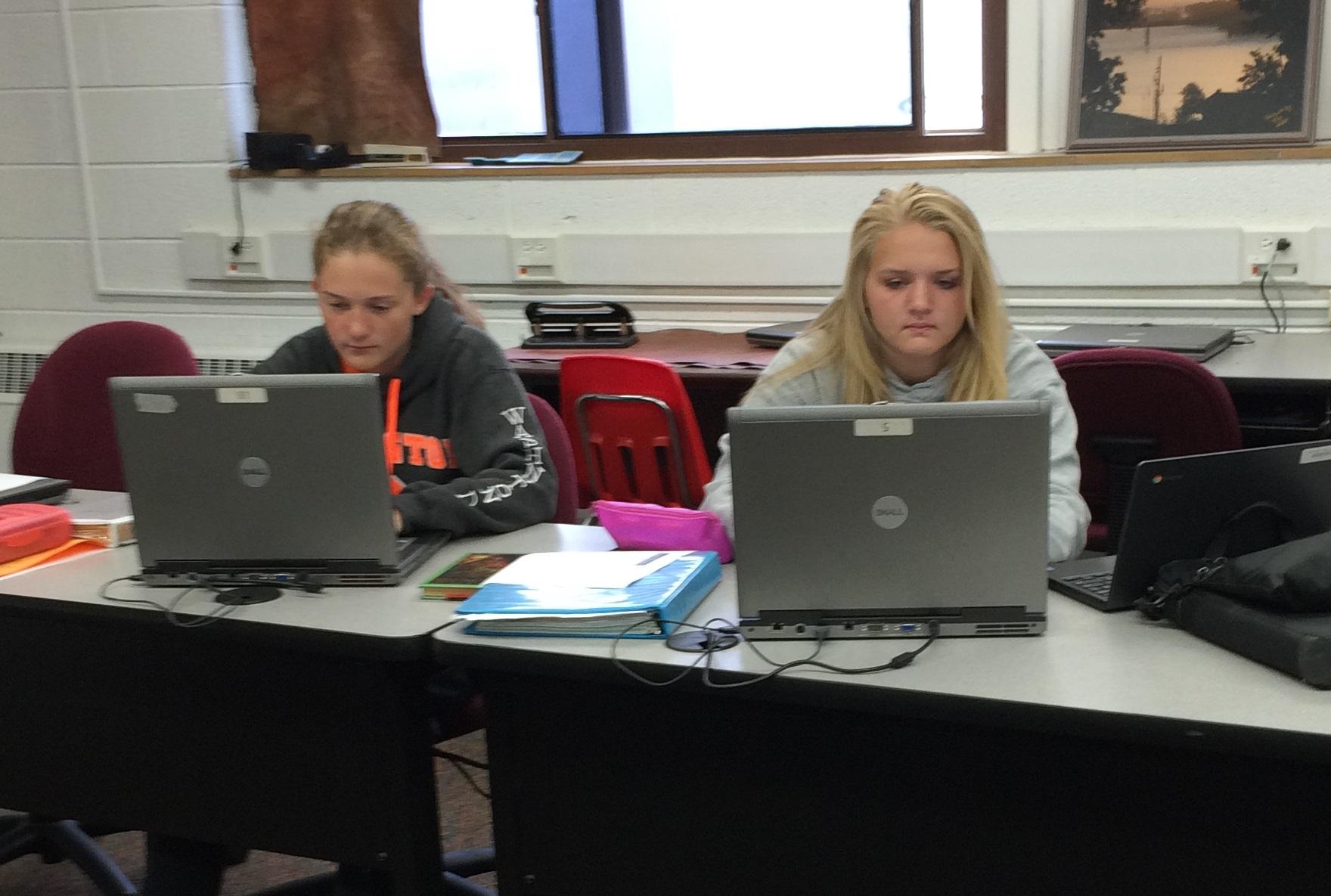 Pekin Community High School students earn certification through the Microsoft IT Academy