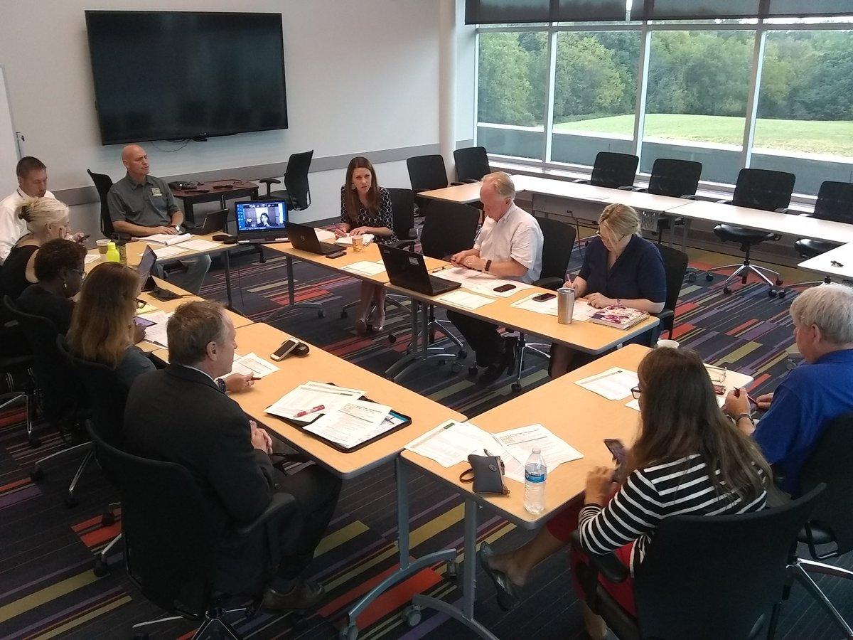 Regional STEM Advisory Board meeting