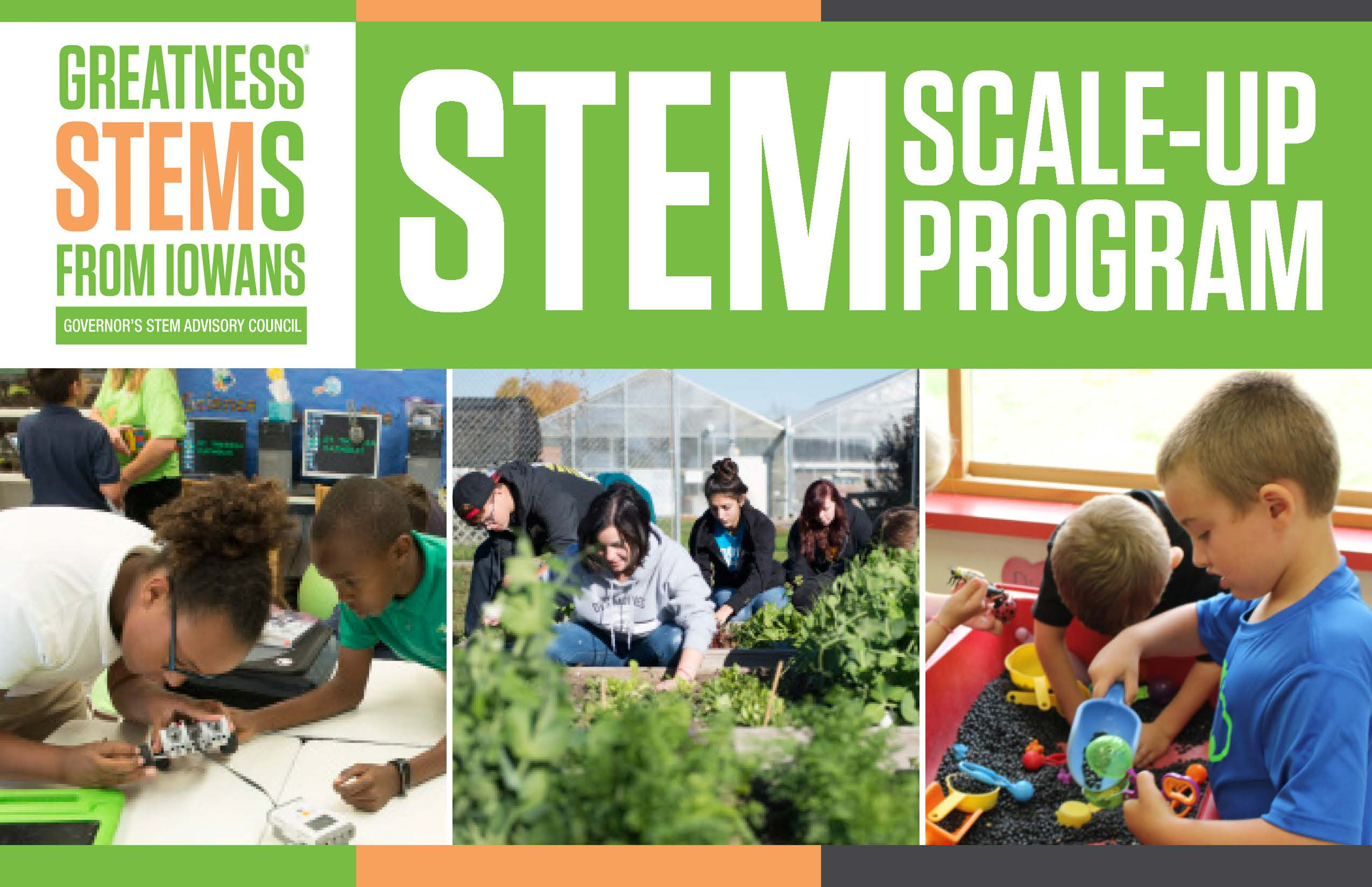 STEM Scale-Up Program