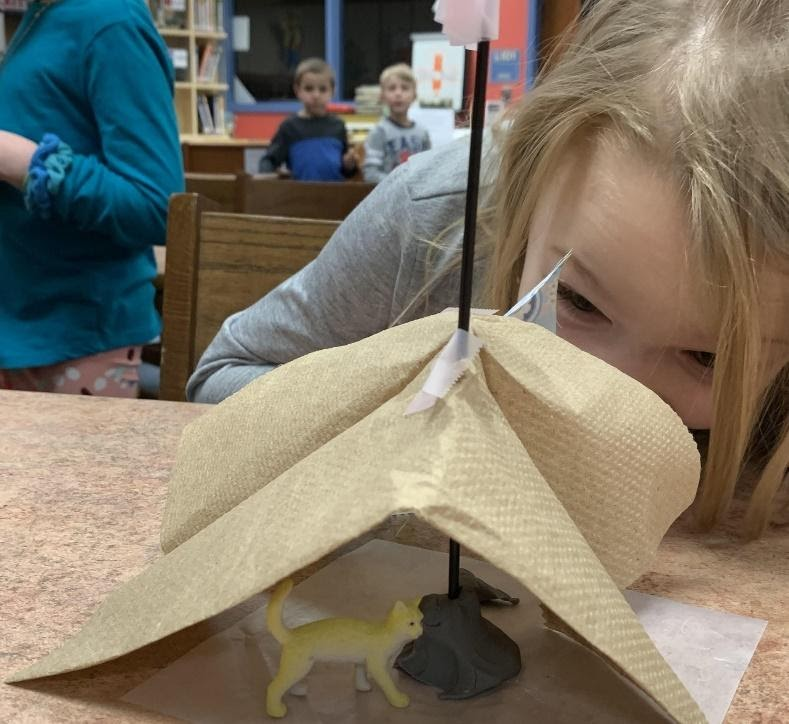 Storytime STEM-packs is one of twelve STEM Scale-Up Programs that will be implemented in classrooms across Iowa this fall.