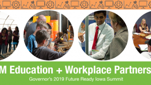 STEM Education + Workplace Partnerships Summit