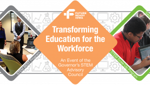 Registration is now open for the Transforming Education for the Workforce Summit.
