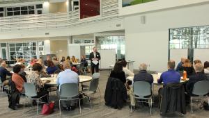 School leaders gather to discuss STEM BEST