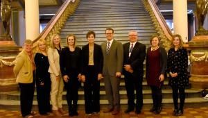 I.O.W.A. STEM Teacher Award recipients