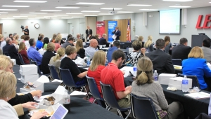 103 Iowa STEM advocates attend the Iowa Governor's STEM Advisory Council