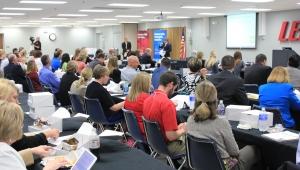 103 Iowa STEM advocates attend the Iowa Governor's STEM Advisory Council