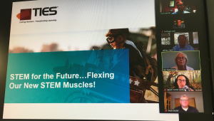 The seventh convening of the Midwest STEM Forum was held virtually with 33 thought-leaders in STEM from ten states and regions.