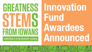 STEM Innovation Fund Awardees