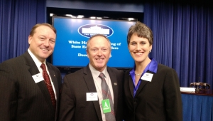 Iowa STEM leaders attend White House discussion on education issues