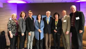 Photo of NGA core team