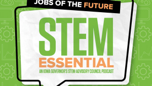Season 2 of the STEM Essential Podcast is now available.