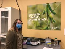 Corteva hosted Norwalk High School Teacher Sarah Hunt for a STEM Teacher Externship last summer.