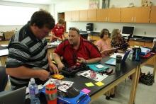 Iowa educators work with new STEM Scale-Up program, National STEM League: TEN80