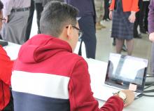 150 Iowa schools take part in the Microsoft Imagine Academy each year.