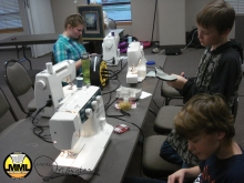 Making STEM Connections at Milford Memorial Library