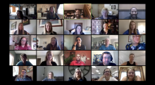 Dr. Aris Winger facilitated a virtual workshop focused on equity, diversity and inclusion in Iowa STEM classrooms.