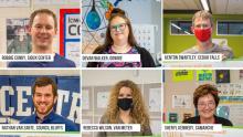 2021 Iowa STEM Teacher Award Recipients